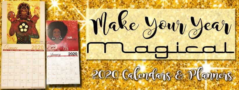 2020 Calendars Magical FB Cover