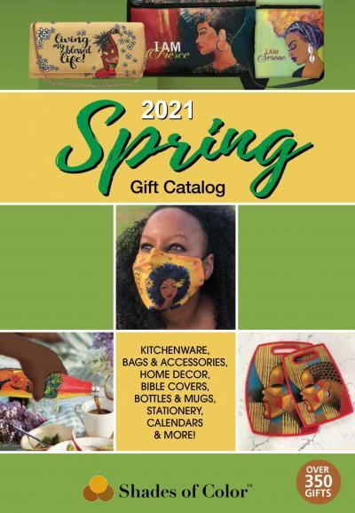 2021 Spring Catalog Cover - Order Taker Only