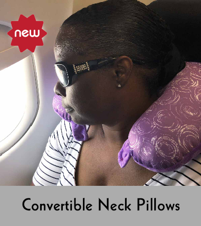 ConvertibleNeckPillows