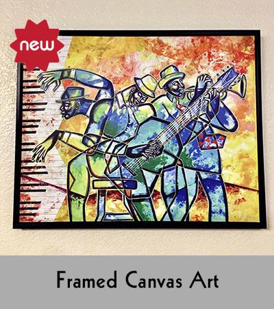 FramedCanvasArt