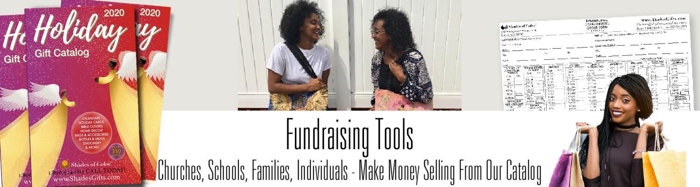 Fundraising Info Header