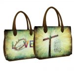 For God So Loved the World Bible Bag