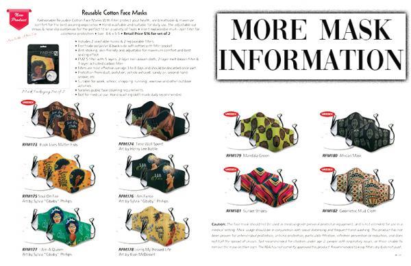 Mask Flyer_More Info