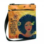 Soul On Fire Travel Purse